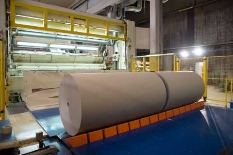 Fuel the Paper Conversion Process with a Mill Rollstand