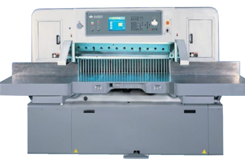 Professional Services Prevent Paper Cutter Production from Slowing